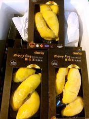 Pro_Frozen Duria Musang King Durians 【Duria榴冠王】冰鲜猫山王榴莲肉