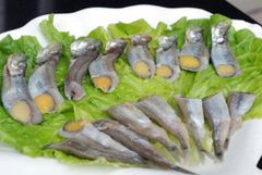 Wild Capelin fishes 5 lbs/bag 多春鱼5磅袋