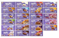 (Order for Over $88) German Milka Chocolate (满$88选一块,每单限一份礼物)德国MILKA巧克力一块