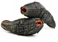 【中国送货到家】Canadian dry sea cucumber 1lb bag 淡干北极圆筒参1磅袋(整参,约50头)