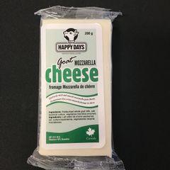 Happy Days Goat Mozzarella Cheese 200g