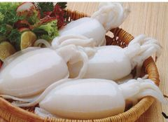 Seafood_Baby Cuttlefish 340g 冰鲜墨鱼仔340克袋