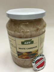 CZ_ADY White Cabbage_No Shipping_Pick up ONLY