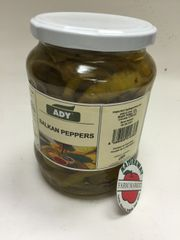 CZ_ADY Balkan Peppers_No Shipping_Pick up ONLY