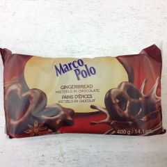 POL_Marco Polo Gingerbread Pretzels in Chocolate 400g
