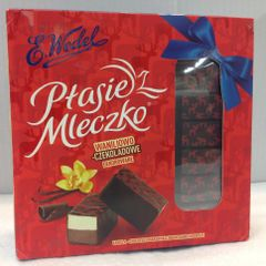 POL_E Wedel Ptasie Mleczko Vanilla and chocolate 380g
