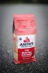Grain_ANITA'S Organic White Flour 2.2lb/bag_ANITA'S 有机非漂白面粉2.2磅/袋