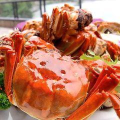 Chinese Mitten Crab 6 pcs 冰鲜熟冻大闸蟹(清水)一盒(6只装,三公三母)