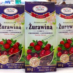 POL_Malwa Cranberry Fruit Tea 100g