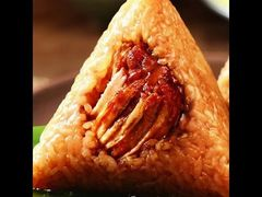 Homemade_Pork Sweet Rice Wrap 纯手工制作【上海鲜肉粽】1袋约400克(2个装)