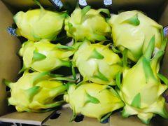 Australian Yellow Dragon Fruits 【空运新到、养颜美容】澳洲精品黄肉火龙果