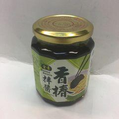 Grain_Toona Sauce 250g 香椿拌醬250克