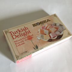 Best_Turkish Delight Mixed Flavoured 500g 土耳其水果软糖500克