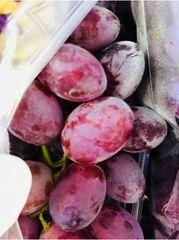 Purple Seedless Grapes 4lbs bag【爆炸甜、玻璃脆】玫瑰香无籽紫提2袋(共4磅)