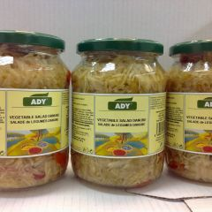 CZ_ADY Vegetable Salad Danube No Shipping_Pick up ONLY