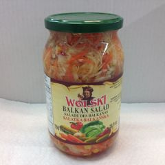 POL_Wolski Balkan Salad 796ml (No Shipping, Pick-Up Only)