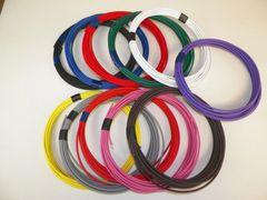 20 gauge txl wire 11 solid colors 25 foot lengths
