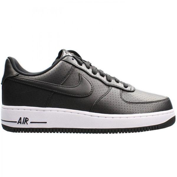 Men's Nike Air Force 1 07 LV8 Black Sneakers