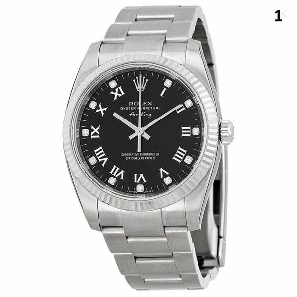 NEW Rolex Air King Luxury Timepiece Catalog 1 (90% Off Retail Price)