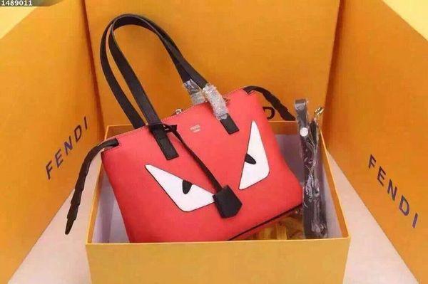 Vintage New Fendi Demi Jour Monster Handbag