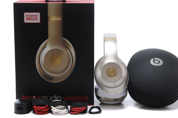 Beats Special Gold Studio Wireless Over-Ear Headphones (Limited)