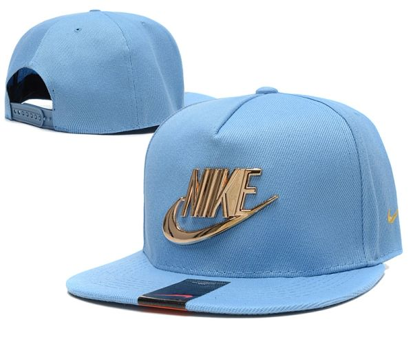 The Nike Futura Classic Gold Iron Cap (A)