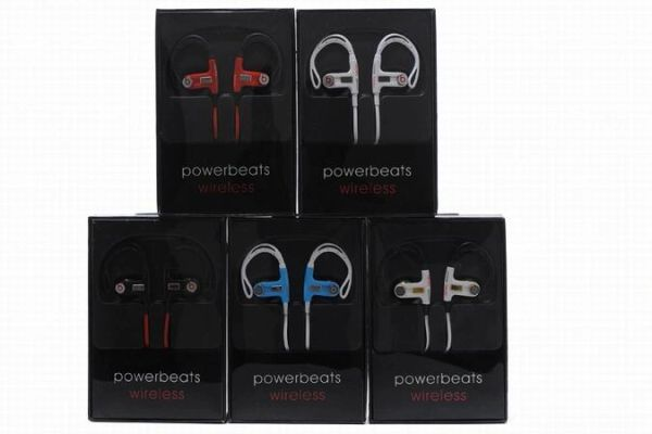 Beats By Dre Powerbeats Wireless Bluetooth Headphones