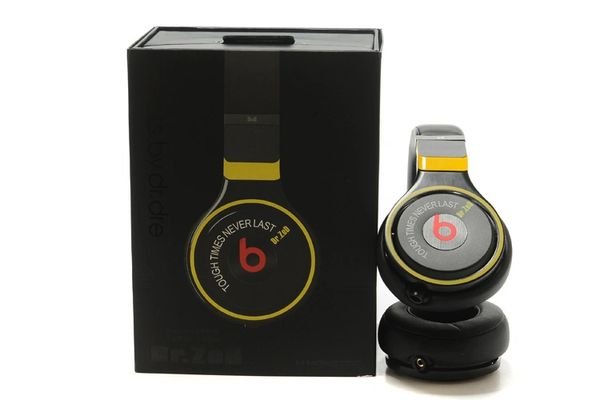 Beats by Dr. Dre Pro Tough Times Neverlast DR.ZED Over-Ear Headphones (Limited Edition)