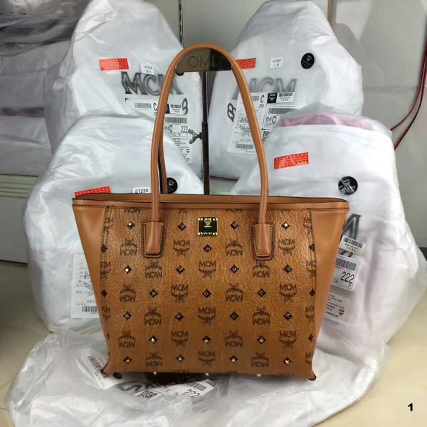 NEW 2018 Original MCM Handbags Catalog 2 (2 Colors Available)