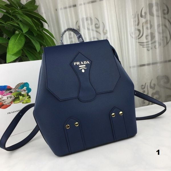 NEW 2018 Original Prada Handbags Catalog 5 (3 Colors Available)