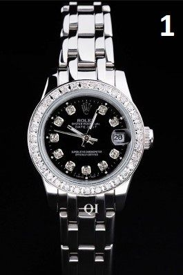 NEW Ladies Rolex Luxury Timepiece Catalog 12 (90% Off Retail Price)