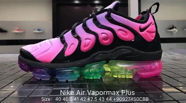 NEW 2018 Nike Air Vapormax Plus Running Shoe
