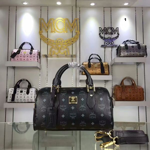 NEW 2018 Original MCM Handbags Catalog 3 (5 Colors Available)
