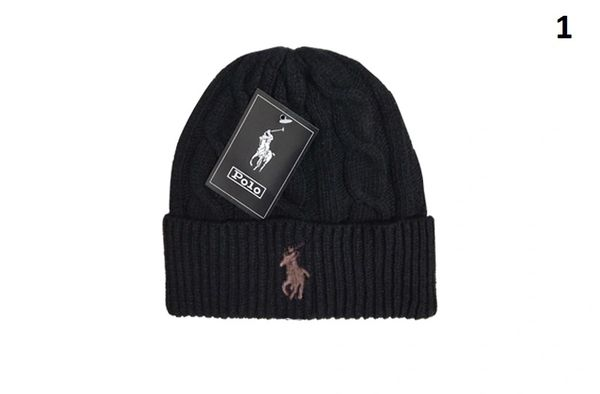 NEW Winter Original Polo Knit Wool Hat Catalog 5