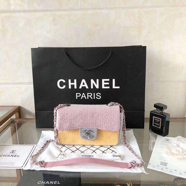 NEW 2018 Original Chanel Handbags Catalog 12 (1 Colors Available)