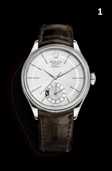 NEW Rolex Cellini Luxury Timepiece Catalog 4 (90% Off Retail Price)
