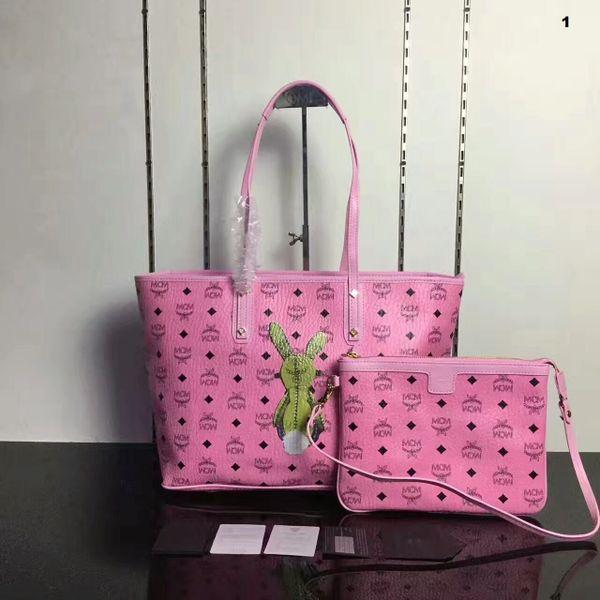 NEW 2018 Original MCM Handbags Catalog 6 (6 Colors Available)