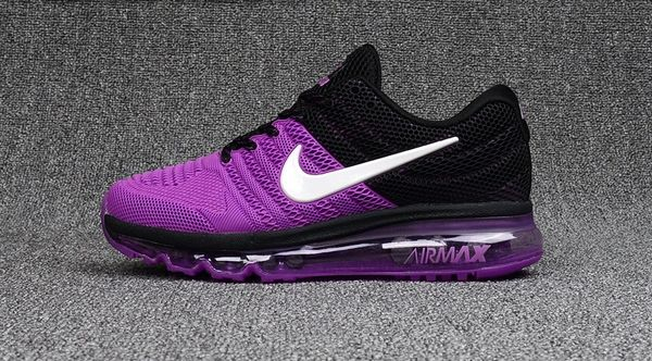 0a3b1026150 Ladies Nike Air Max 2017 Purple Running Shoe (NEW)