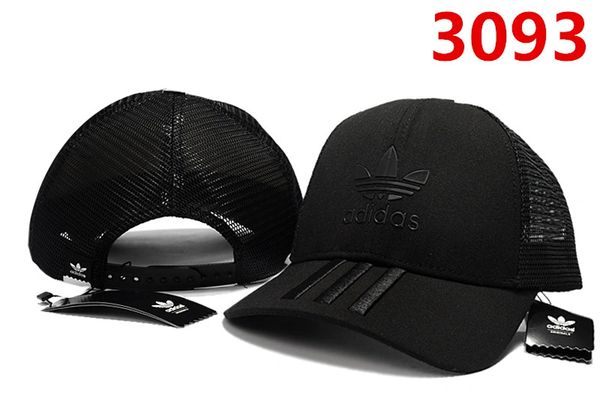 Summer Adidas Baseball Cap Catalog 104 (10 Colors Available)
