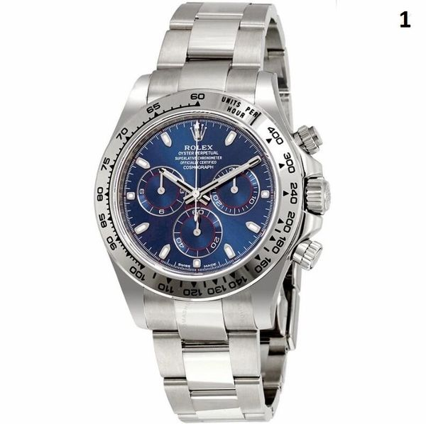 NEW Rolex Cosmograph Daytona Luxury Timepiece Catalog 2 (90% Off Retail Price)