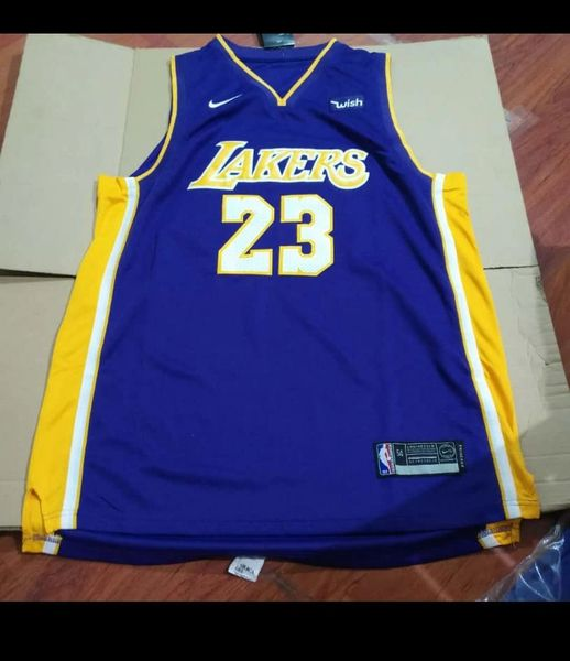 Lebron James Icon Edition Original Jersey (Los Angeles Lakers