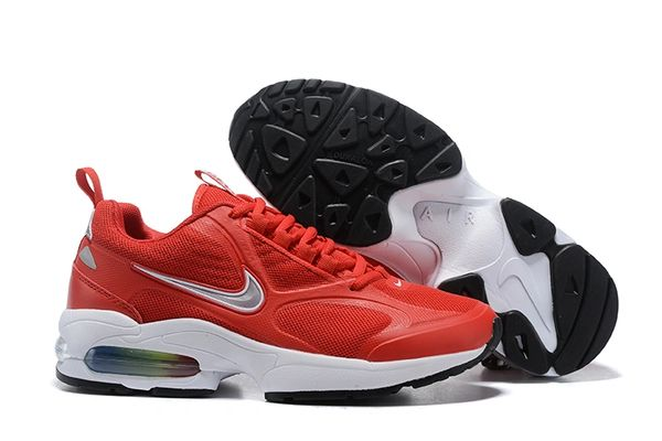 NEW Red Nike Air MAX2 Light Running Shoe