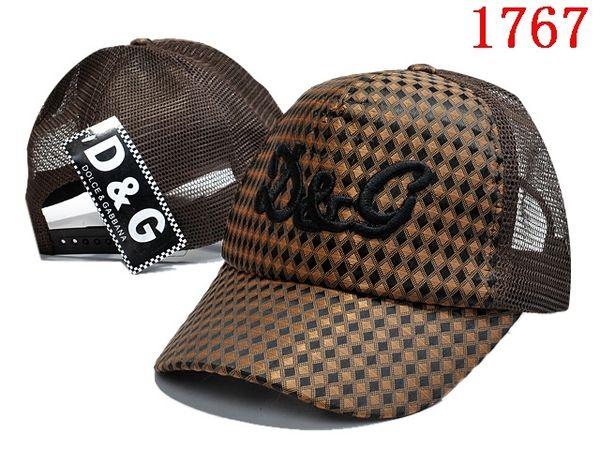 Summer Dolce & Gabbana Baseball Cap Catalog 100 (3 Colors Available)