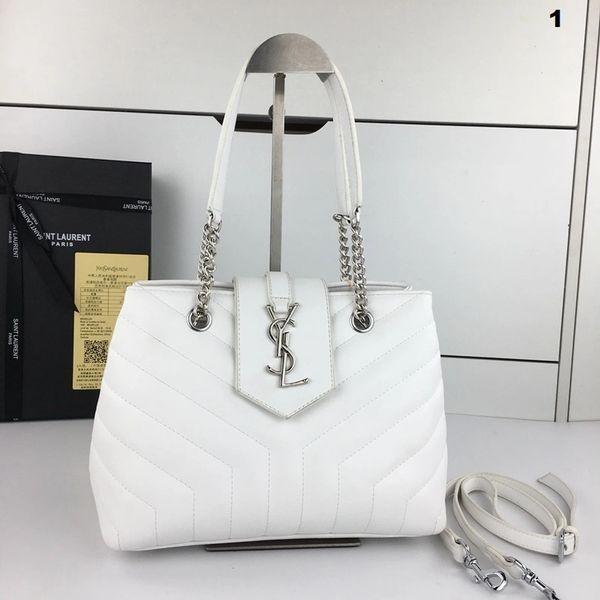 NEW 2018 Original Saint Laurent (YSL) Handbags Catalog 2 (3 Colors Available)
