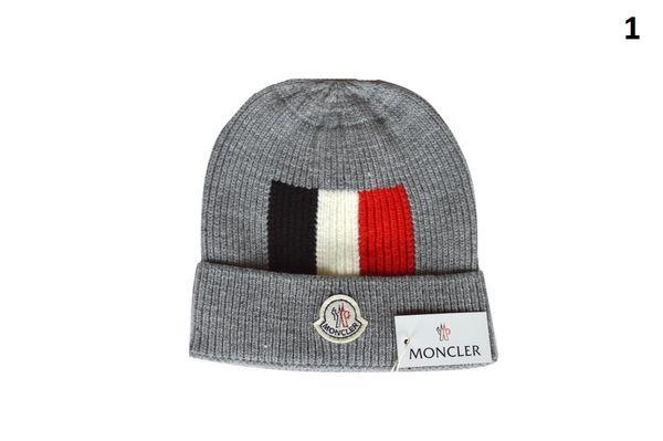 NEW Winter Original Moncler Knit Wool Hat Catalog 1