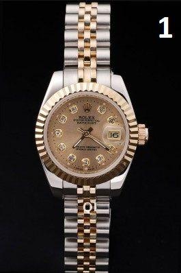 NEW Ladies Rolex Luxury Timepiece Catalog 8 (90% Off Retail Price)
