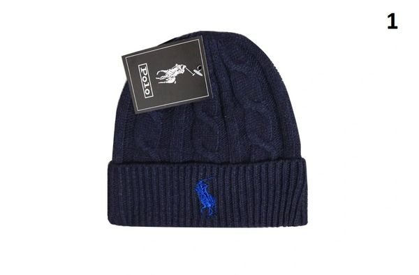 NEW Winter Original Polo Knit Wool Hat Catalog 4