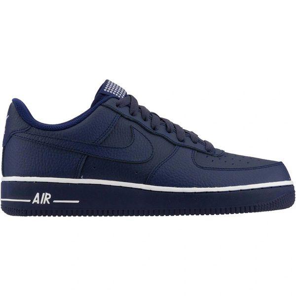Men's Nike Air Force 1 07 Low Loyal Blue-White Sneakers