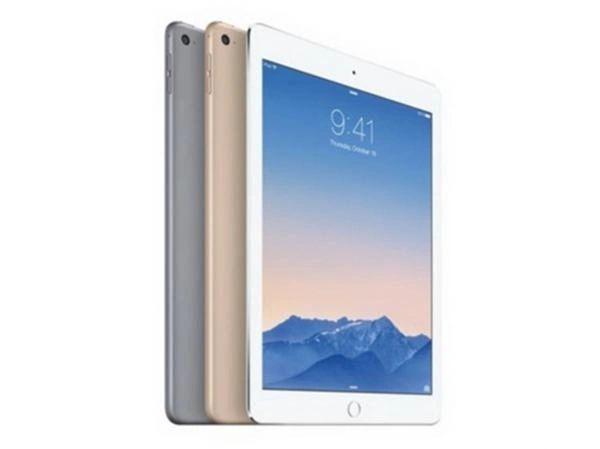 100% Original Apple iPad Air 2 Wifi + Cellular (16GB 32GB 64GB 128GB)