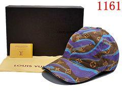 Louis Vuitton Monogram Canvas Baseball Cap (Multi Unisex)